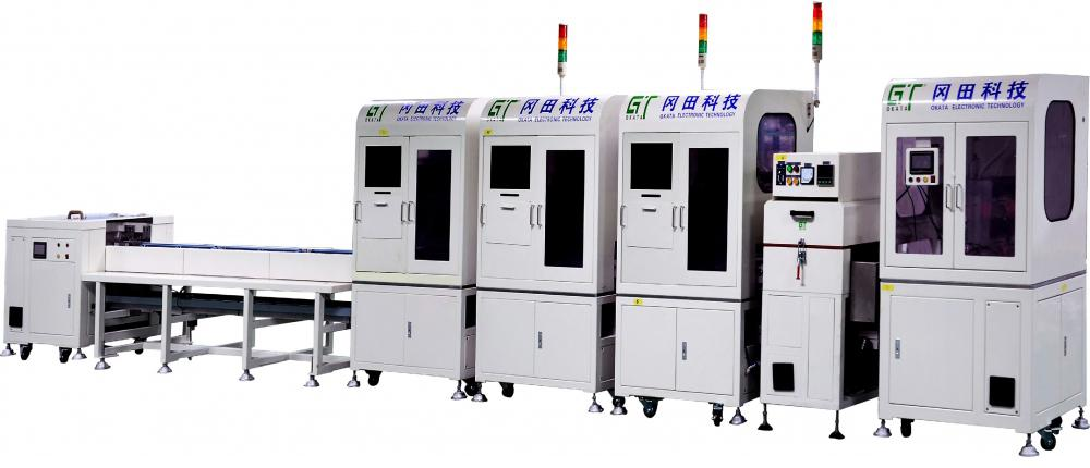 PCB Soldering and Dispensing Line
